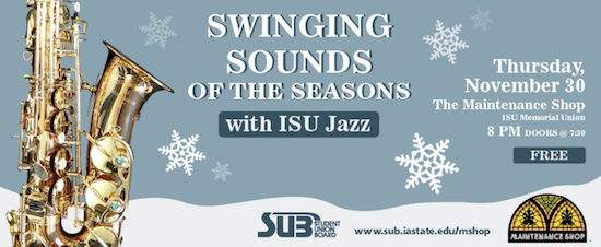 Swinging Sounds of the Seasons image