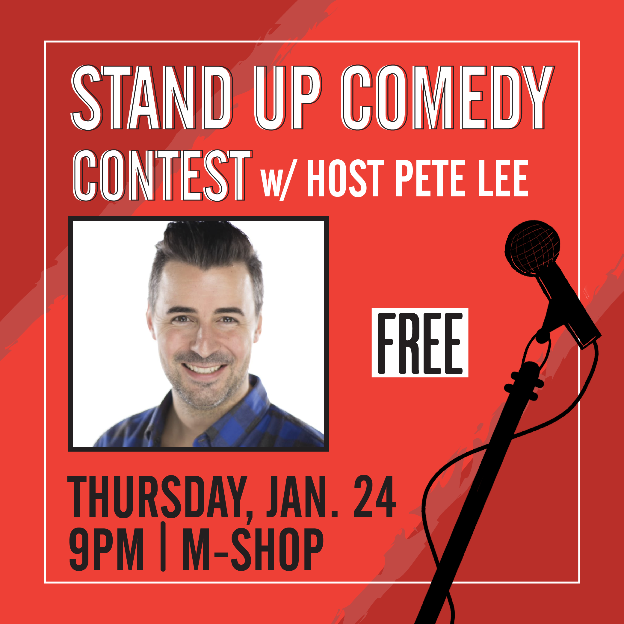 Stand Up Comedy Contest