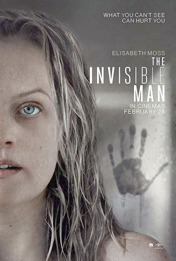 Cyclone Cinema: The Invisible Man